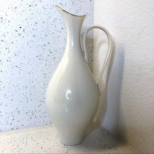 Vintage Lenox Century Collection Tall Pitcher Vase